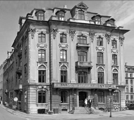 Vores kontor i Frederiksgade